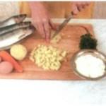 Прусский форшмак с овощами и зеленью