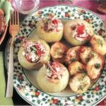 Фаршированные луковицы