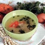 Куриный суп с макаронными изделиями