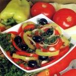 Салат по-молдавски